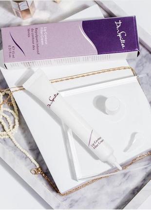 Крем филлер для губ dr. spiller biocosmetic lip contour filler cream 15 мл