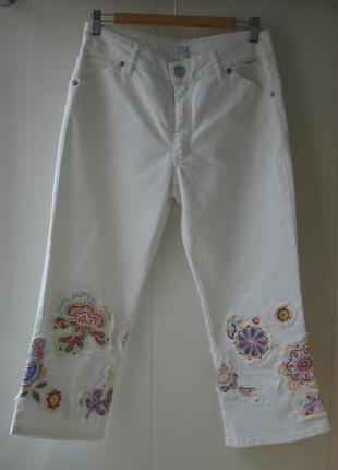 Капри джинсовые escada