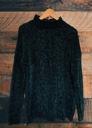 Очень теплый свитерок