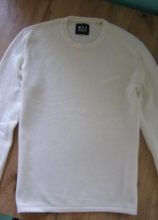 W.a.c wearecph мужской свитер 100% хлопок l размер