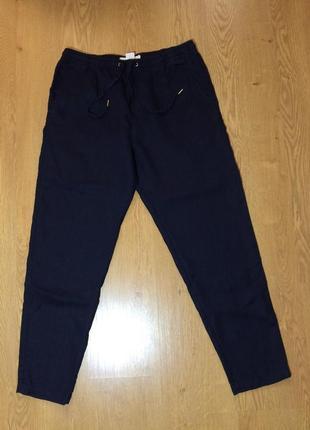 Легкие штаны, брюки лен