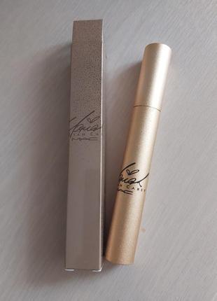 Тушь для ресниц , силиконовая щеточка + карандаш черный или коричневый на выбор в подорок