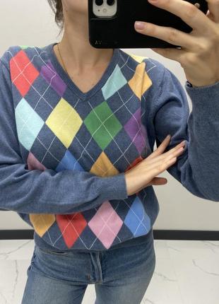 Кофта свитер gant оригинал
