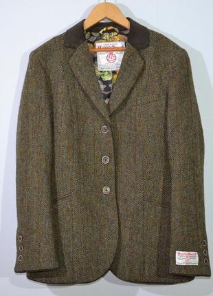 Пиджак женский harris tweed ledies jacket