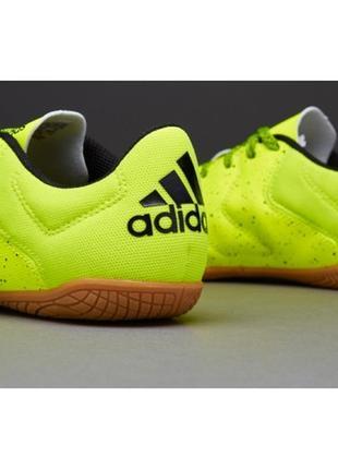 Кроссовки футзалки adidas x 15.3/оригинал/вьетнам/р.38(24,5см)