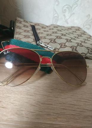 Очки ray-ban sunglasses