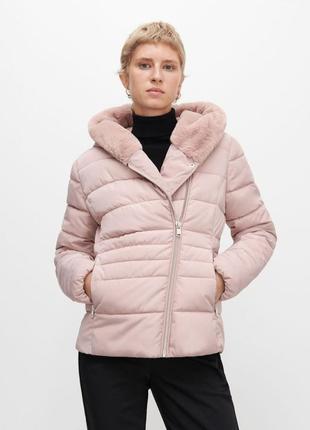 Теплая куртка с капюшоном xs-xxxl