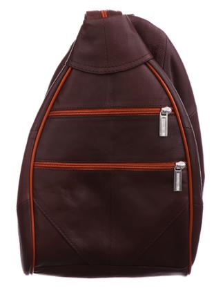 Кожаный рюкзак leather factory