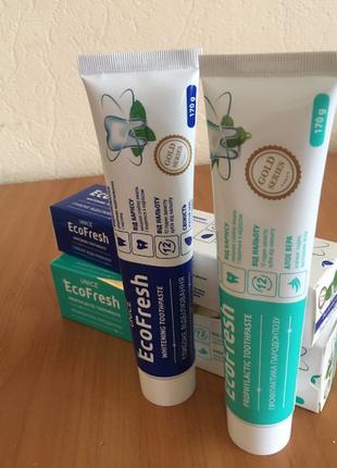 Комплект зубной пасты (2 шт)