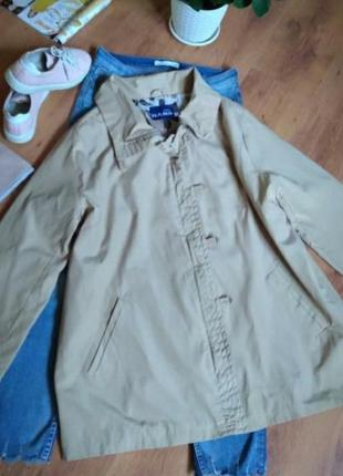 Куртка-ветровка 70%котон