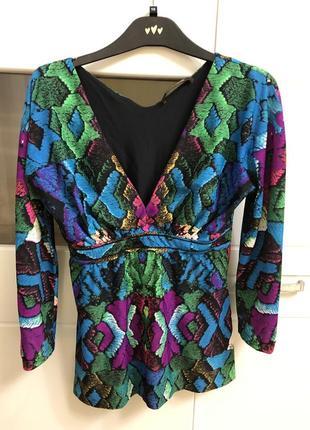 Блуза roberto cavalli оригинал