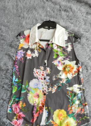 Рубашка трикотаж