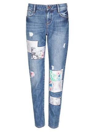 Джинсы/штаны/брюки/джинс/мом/mom/лосины/леггенсы
