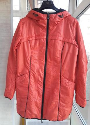 Двусторонняя куртка
