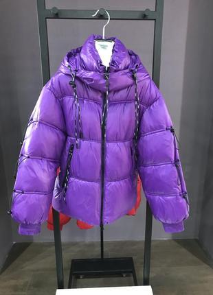 Куртка пуховик towmy
