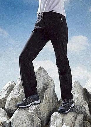 Легкие треккинговые брюки crivit р.36 евро,наш 42