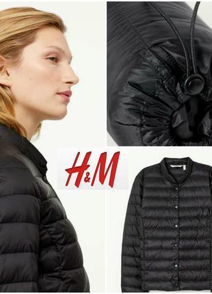 Ультралегка куртка h&m на пуху
