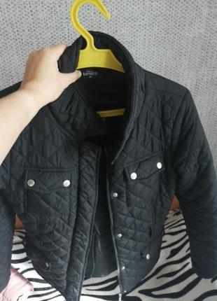 Куртка женская стёганая
