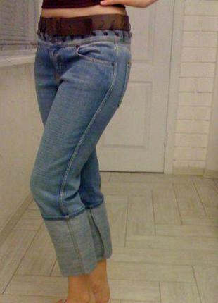 Брендовыe джинсы люкс alexander mcqueen!