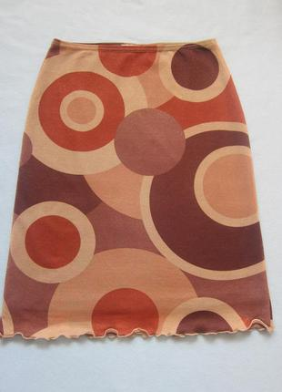 Супер юбка с рисунком xanaka р.s