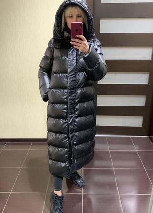Куртка пуховик, зимнее пальто, женский пуховик , зимний пуховик