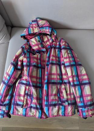 Куртка гірськолижна, сновбордингова roxi