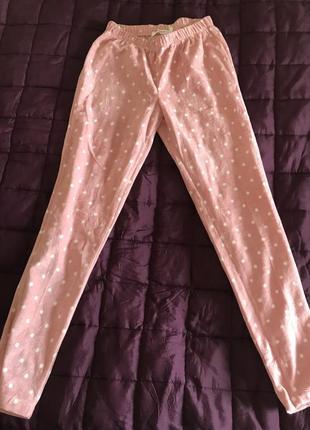 Пижамные штаны,домашние штаны из мягкой мохры