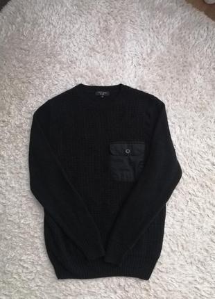 Фирменный свитер джемпер  new look р. s/m