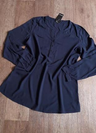 Легкая блуза рубашка esmara германия