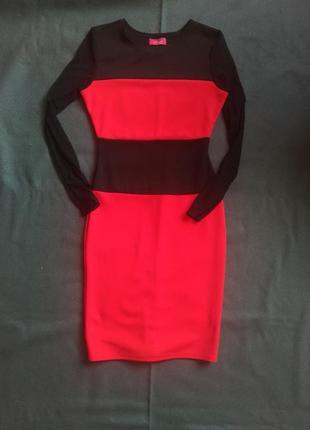 Платье футляр vilena