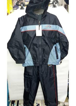 Демисезонный спортивный костюм  на флисе foselam kids
