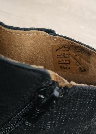 Ботинки р.41 кожа8 фото