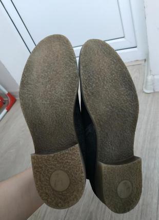 Ботинки р.41 кожа9 фото