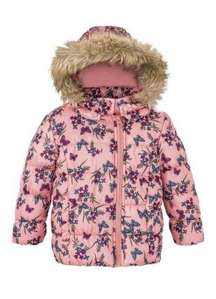 Курточка демисезонная на девочку lupilu.