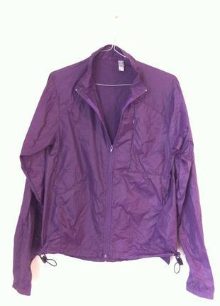 Куртка - ветровка xs american apparel