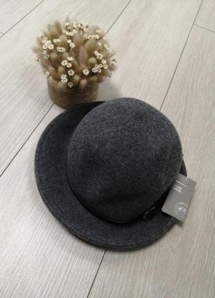 Шляпа шерстяная женская от h&m