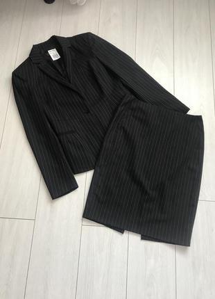 Костюм calvin klein с 2 пиджаками