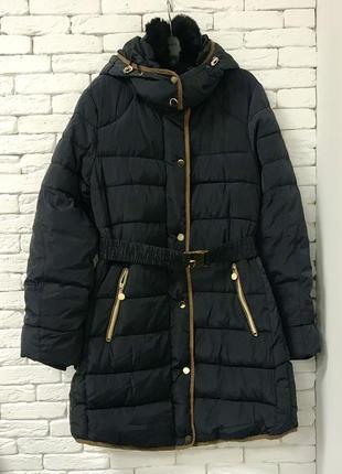 Пальто тёплое синтепон/ honey winter
