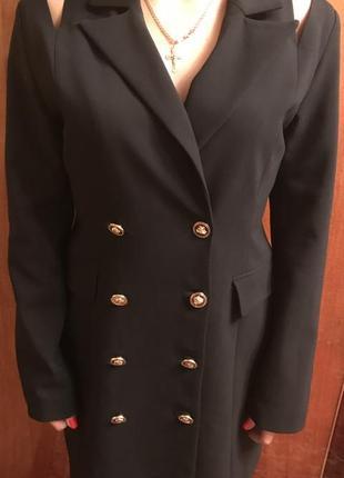 New  платье-пиджак