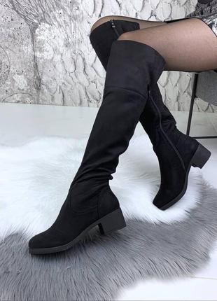 Ботфорты 🍁 сапожки осень деми сапоги жіночі  чоботи