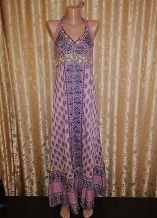 🎀👗🎀красивое длинное женское платье, сарафан warehouse🔥🔥🔥
