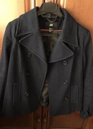 Укорочене пальто h&m