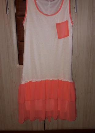Очень милое летнее платье