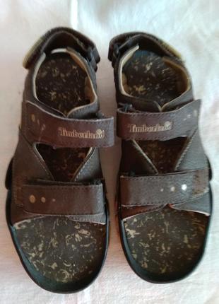 Продам сандали timberland (стелька - 22 см)
