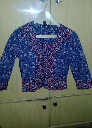 Стеганый пиджачок topshop