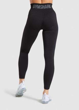 Лосины леггинсы тёплые flex high waisted leggings gymshark оригинал