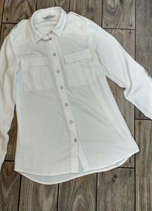 Бедая рубашка