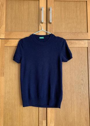 Свитер кофта футболка шерсть ангора