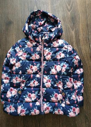 Куртка, курточка, осень, зима на 2-4 года