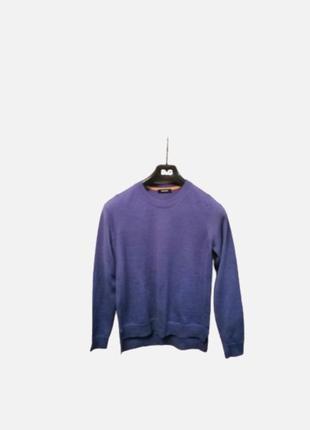 Шерсть свитер реглан